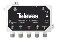 237003 Opt. quatro konvertor s DVB-T výstupem