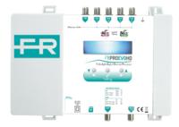 Fracarro FRPRO EVO HD měnič/zesilovač UHF/VHF 5x vstup/55dB