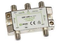 UDF-408 rozbočovač, 4 výst. 8,1 dB, DC pass