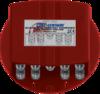 EMP P 107 čtyřnásobný slučovač TV/SAT