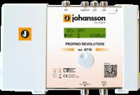 Johansson 6710 zesilovač programovatelný, 20x filtr, 45 dB