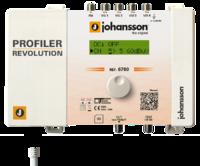 Johansson 6700 zesilovač programovatelný, 50x filtr, 55 dB