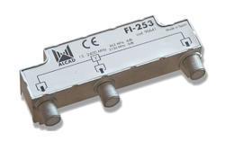 Alcad FI-253_ rozbočovač, 2 výstupy