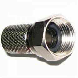 F - konektor 6,8 s gumičkou