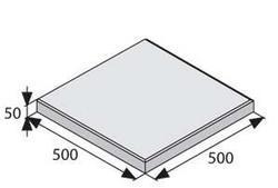 Betonová dlaždice 50 x 50 x 5cm