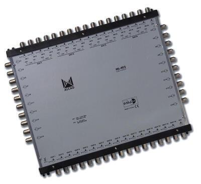 ML-405 Kaskádový multipřepínač 17x20