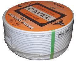 Koaxiální kabel SAT 501 CAVEL - 150m