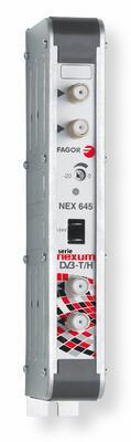 Fagor NEX 645, kanálový zesilovač pro UHF  - 1