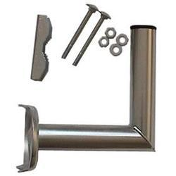 Držák antény na stožár 20 cm (na stožár 25-75 mm), trubka 42/2 mm, zinek Galva