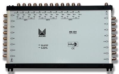 MB-304 Hvězdicový multipřepínač 13x16