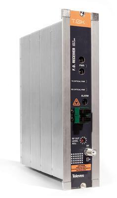 233601 Optický přijímač, zpětný kanál, řada TOX