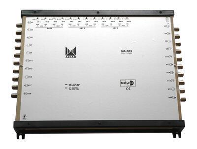 MB-305 Hvězdicový multipřepínač 13x20