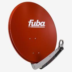 Satelitní parabola FUBA DAA 650 Al cihlová červená