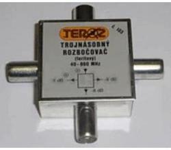 Rozbočovač 3x IEC Teroz 103