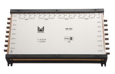 MB-404 Hvězdicový multipřepínač 17x16