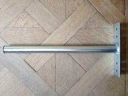 Držák stožáru jezdec s pásem - spodní část 50 cm