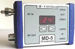 modulátor MD-5