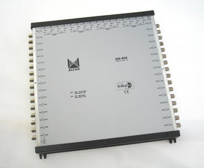 MB-408 Hvězdicový multipřepínač 17x32
