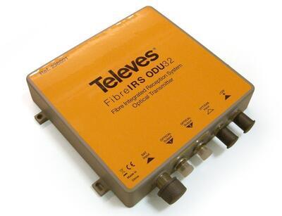 236801 Kit optické LNB s DVB-T vstupem + optický konvertor ODU32  - 1