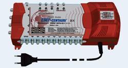 Multipřepínač MS 5/16 s TV vstupem, s napájecím zdrojem,přepínání 22kHz - 1