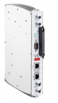 HTL-ST2 DVB-S, S2/ DVB-T dvojitý transmodulátor, CI