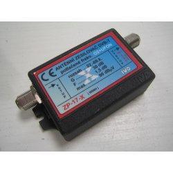 DVB-T zesilovač s potlačením O2 a Ufon, 21-69, +30dB F konektory venkovní