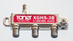 Toner XGHS-3B rozbočovač 1/3, 6.2 dB