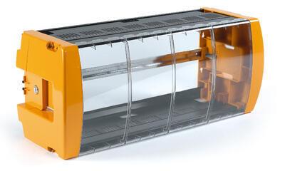Televes 5069 uzamykatelná plastová skříň