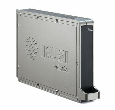 FLOW OUT čtyřnásobný univerzální výstupní DVB-T, C modul hlavní stanice