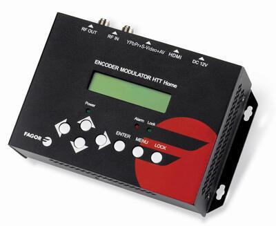 HTT 101_ 1x HDMI/ AV - DVB-T modulátor