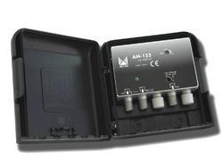 AM-155_ zesilovač, 1 vstup UHF - 1