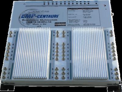 EMP Centauri MS 13/40 EEU s TV vstupem, s napájecím zdrojem,22kHz,DiSEqC2.0