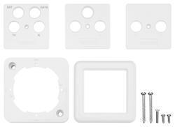 Montážní kit pro TV/SAT zásuvky (AMR U)