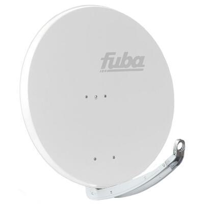 Satelitní parabola FUBA DAA 800 Al světle šedá - bílá