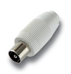 IEC konektor přímý samec, Alcad
