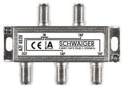 Schwaiger AZF 8320, trojnásobný odbočovač