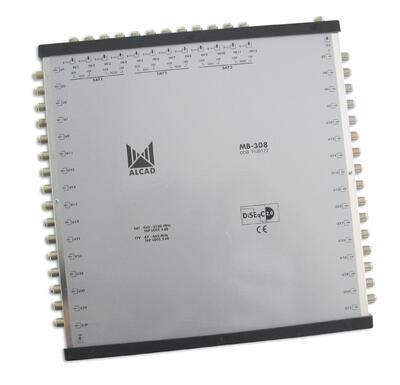 MB-308 Hvězdicový multipřepínač 13x32