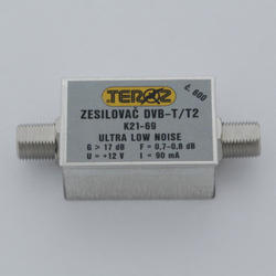Teroz ULTRA LOW NOISE DVB-T +17 dB/0,7-0,8dB - 1