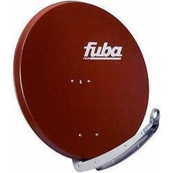 Satelitní parabola FUBA DAA 800 Al cihlová červená