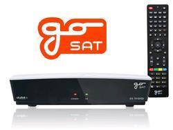 Dotovaný Satelitní přijímač GoSAT GS7010HDi - 1
