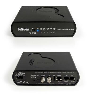 Televes 769301 hybridní ethernet adapter