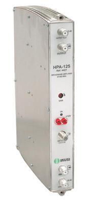 Ikusi HPA-125 širokopásmový zesilovač