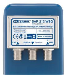 DiSEqC Spaun SAR 212 WSG