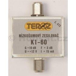 Zesilovač Teroz, 1-69, +10 dB F konektor