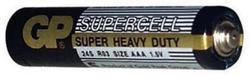 Baterie GP 24Sstandard AAA (mikrotužková)