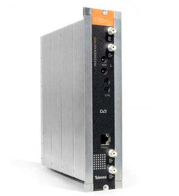 Televes 564901 kanálový procesor  - 1