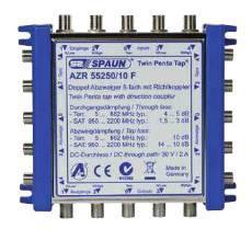 Spaun AZR 55250/10 F odbočovač