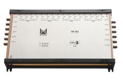 MB-403 Hvězdicový multipřepínač 17x12