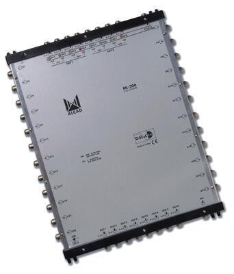 ML-206 Kaskádový multipřepínač 9x24