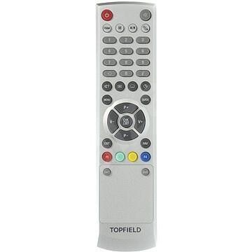 Dálkové ovládání k receiverům Topfield - 4B